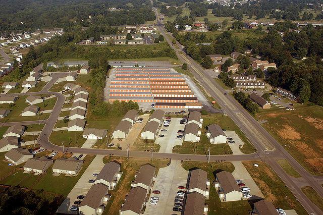 Fort Campbell, Clarksville, TN/Hopkinsville, KN