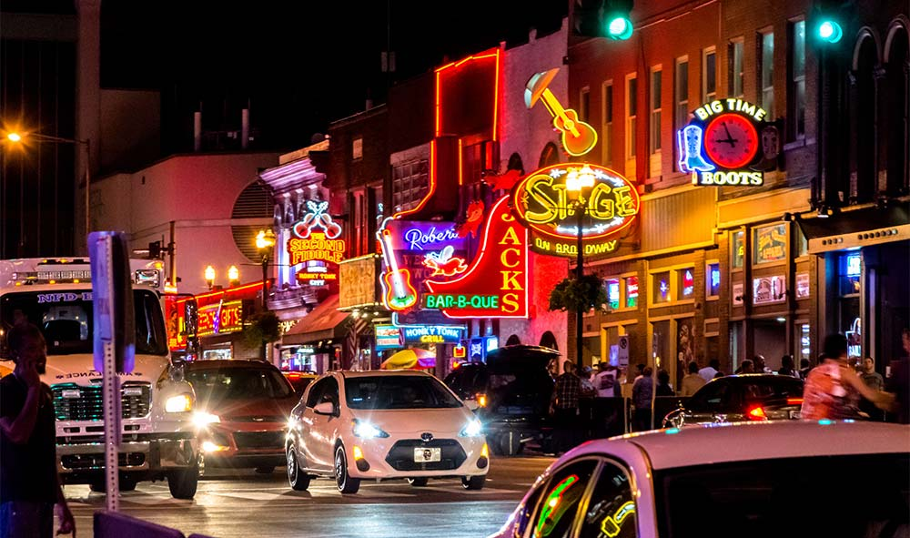 Top 10 Honky Tonks And Dive Bars On Broadway In Nashville