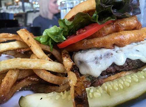 Burger-Up Nashville - burger & Fries. Reliant Realty ERA Powered. Photo source, KJ Martinez
